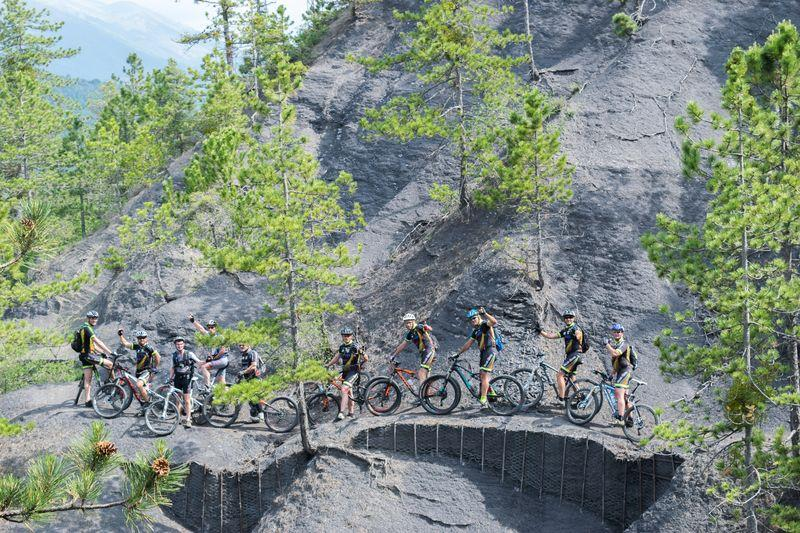 Week-End VTT mai 2017 – Terres noires
