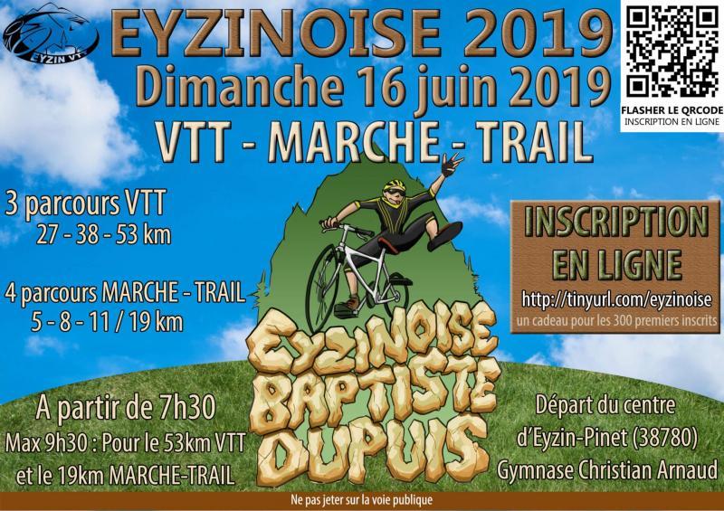 Eyzinoise 16 juin 2019